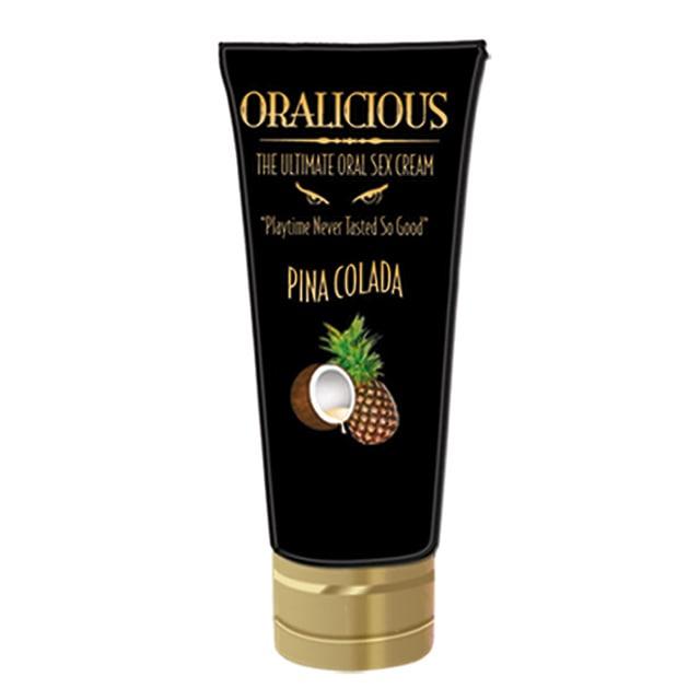 Lubricante comestible Oralicius piña colada