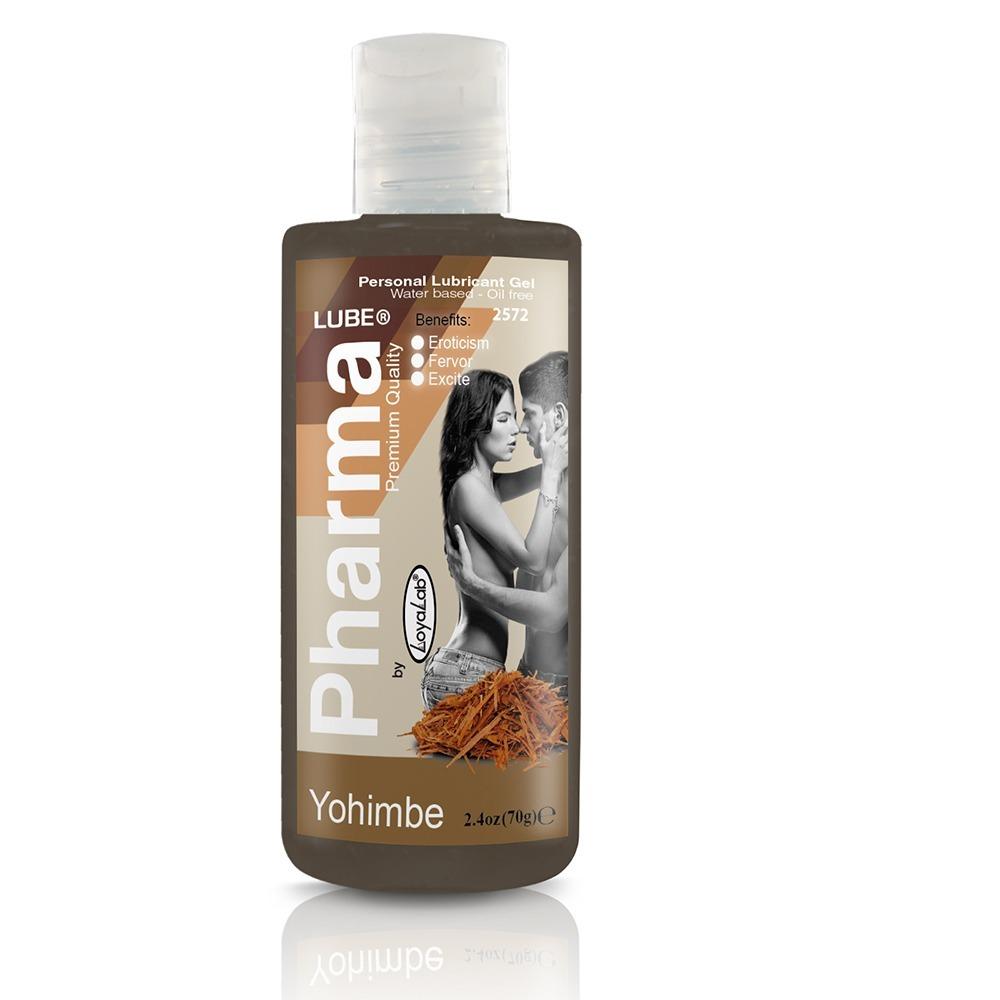 yohimbe gel lubricante