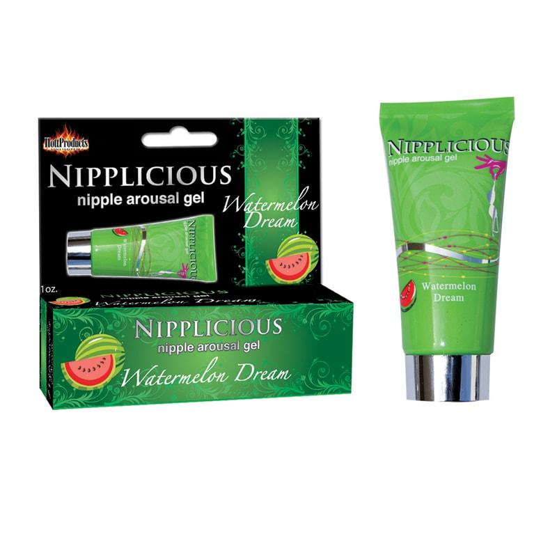 Nipplicious gel estimulador de pezones