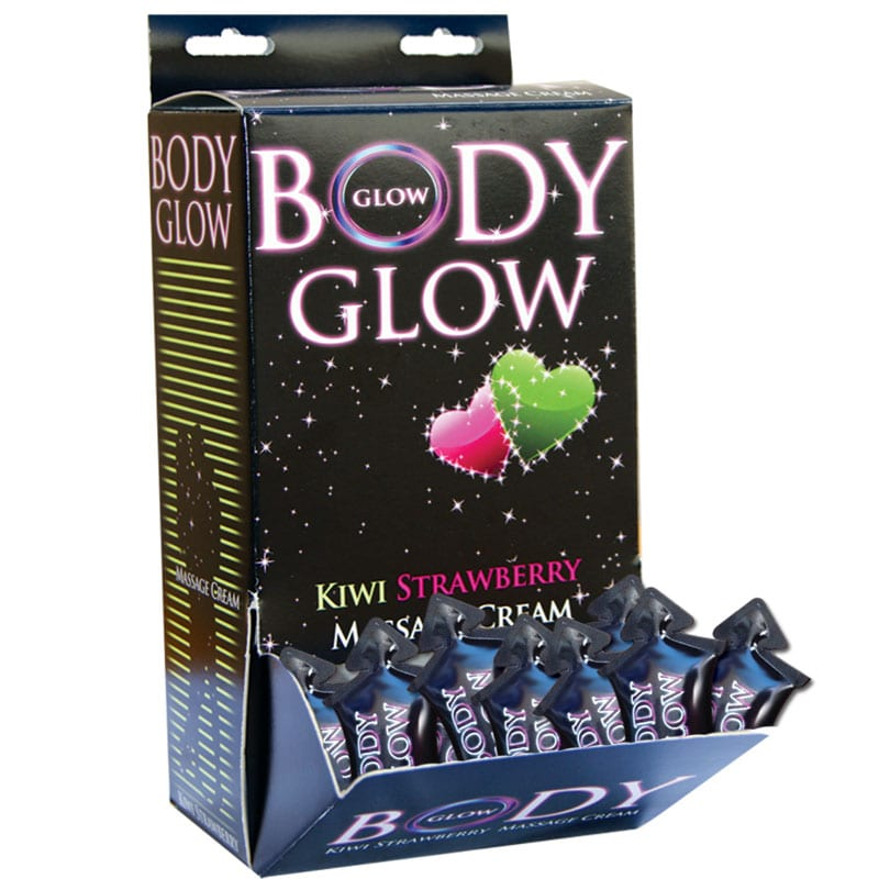 Crema para masaje Body Glow