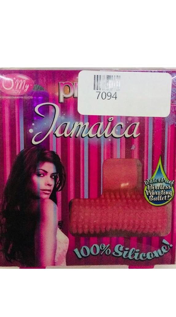 BALA CON ANILLO O MY TOY PINKS JAMAICA