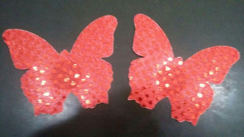 Pezoneras de mariposa