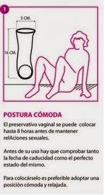Condón Femenino