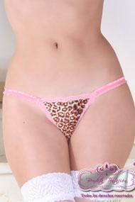 Tanga de leopardo