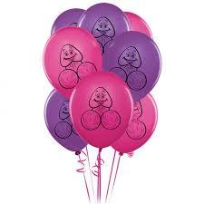 Bolsa de globos de despedida