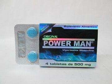 Power Man Vigorizante Masculino