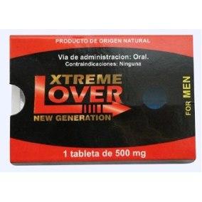 pastillas para hombre extreme lover